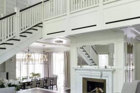 Вентиляция и кондиционирование основного дома